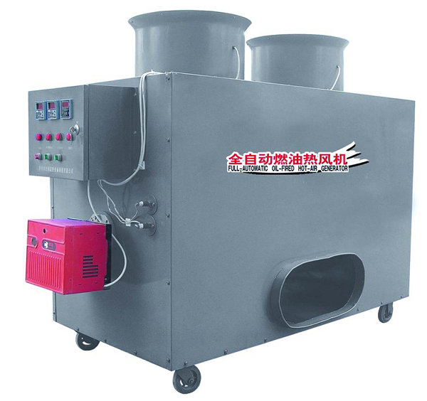 Full automatic oil heater